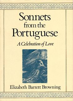 """Sonnets from the Portuguese, Elizabeth Barrett Browning """"How do I love thee? Let me count the ways. Elizabeth Barrett Browning, Learn Brazilian Portuguese, Romantic Poetry, Reading Challenge, Poetry Books, Love Is Free, Before Us, Love Poems, So Little Time"""