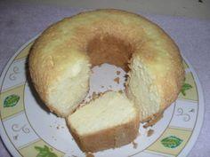 Bolo de maizena sem farinha de trigo
