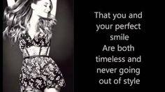 Ariana Grande-Boyfriend Material Lyrics - YouTube