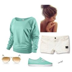 I just bought a pair of converse in this color :)