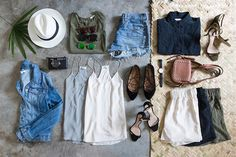 Packing hacks to make your next trip a breeze - tips about staying organized, keeping your suitcase under weight, and more!