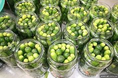 (99) Одноклассники Pickled Asparagus, Pickled Okra, Serbian Recipes, Russian Recipes, List Of Spices, Russian Dishes, Party Buffet, Canning Recipes, Everyday Food