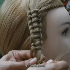 Hairdo For Long Hair, Easy Hairstyles For Long Hair, Braided Hairstyles, Elvish Hairstyles, Style Hairstyle, Hairstyles 2018, Wedding Hairstyle, Hair Tips Video, Hair Videos