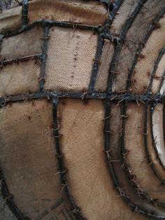 texture sculpture by Lee Bontecou Contemporary Sculpture, Contemporary Art, Lee Bontecou, Atelier D Art, Creative Inspiration, Creative Ideas, Medium Art, Installation Art, Sculpture Art