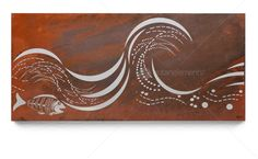 Large outdoor metal wall art decor & hangings designed and made in Melbourne. Available in Corten finish and quality powder coating in almost any colour. Outdoor Metal Wall Art, Large Metal Wall Art, Metal Wall Art Decor, Metal Garden Art, Outdoor Walls, Metal Art, Rusted Metal, Laser Cut Screens, Laser Cut Panels
