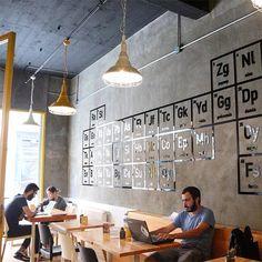 """""""Walter's Coffee Roastery"""" – Ein Café aus der Türkei im Stil von Breaking Bad"""