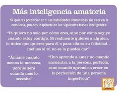 Inteligencia Amatoria