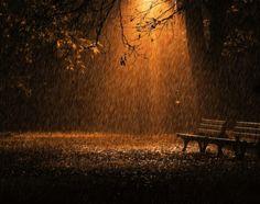 a little rain must fall,