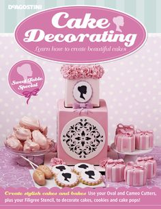 Get your hands on our #Sweet #Table #Special. Available in stores #NOW! po.st/CakeDecoratingAU