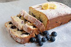 Lemon Ricotta Blueberry Bread   Tasty Kitchen Blog