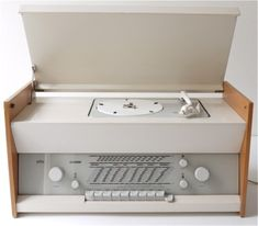 Braun Record Player.... Starting to save my money up for one of these babies