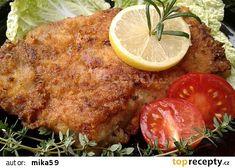 Vepřový řízek v cibulové marinádě recept - TopRecepty.cz Tandoori Chicken, Pork, Meat, Cooking, Ethnic Recipes, Kale Stir Fry, Kitchen, Pork Chops, Brewing