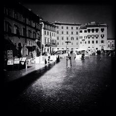 Vista de la plaza Navona en Roma (Italia), 26 de enero de 2014. VITTORIO ZUNINO (GETTY)