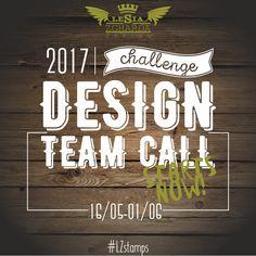LZ оголошує набір у Challenge Team! Challenge Design Team Call!   - Lesia Zgharda