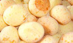 Pão de queijo de batata doce