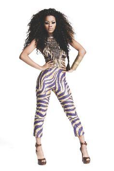 170 Best Teyana Taylor Images Feminine Fashion Teyana Taylor