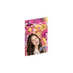 Carpeta Gomas Soy Luna Disney 2 Und. 26,5x34.5x2cm.