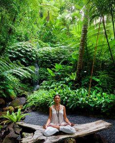 « La #méditation n'est pas une évasion mais une rencontre sereine avec la réalité. » - Thich Nhat Hanh