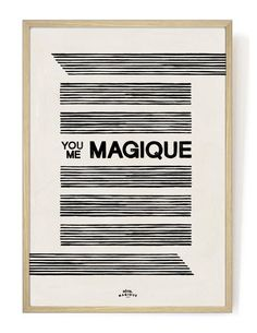 Hotel Magique is created by Amsterdam based all round creative Milou Neelen. Taking retro inspiration from Paris apartments to Americana motels and A1 Size, Art Prints For Sale, Graphic Prints, You And I, Paper, Inspiration, Paris Apartments, Design, Wes Anderson