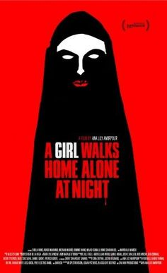 A Girl Walks Home Alone at Night poster1