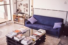 Industrial design loft in Tokyo | Daily Dream Decor
