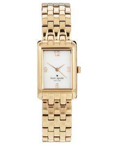 Kate+Spade+Cooper+Gold+Watch