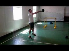 Functional Tennis - Interval circuit training for tennis players - YouTube