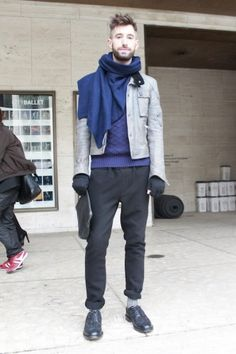 New York Fashion Week Fall 2013 Street Style, Part 1 | KENTON magazine