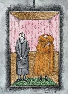 edward gorey fur