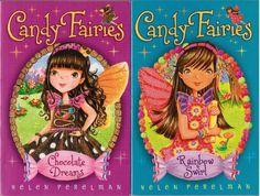 2 Candy Fairies Chapter Books Chocolate Dreams & Rainbow Swirl By Helen Perelman #CandyFairies | $4.50
