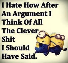 Monday Funny Minions quotes (12:03:55 AM, Tuesday 05, January 2016 PST) – 10 p... - Funny Minion Meme, funny minion memes, funny minion quotes, Funny Quote, Quotes - Minion-Quotes.com