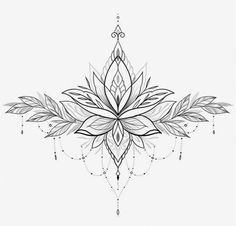 women back tattoos spine Spine Tattoos, Body Art Tattoos, Small Tattoos, Sleeve Tattoos, Sleeve Tattoo Designs, Lotus Flower Tattoo Design, Mandala Tattoo Design, Flower Tattoos, Bauch Tattoos