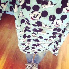 #H&M shirt #topolino
