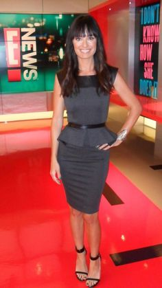 Catt Sadler - born in Martinsville and a graduate of IU.  She's now an entertainment host and reporter on E! News!