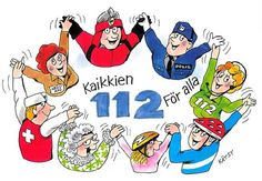 112 päivä 11.2. www.kolumbus.fi/mm.salo Environmental Science, Opi, Comics, Fictional Characters, Cartoons, Fantasy Characters, Comic, Comics And Cartoons, Comic Books