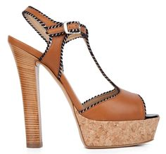 7d711b91d6fd Vicini Vitello leather High heel Platform Sandals  vicinishoes. Fratelli  Karida
