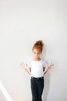 girl wearing suspenders photo by Kelly Musgraves