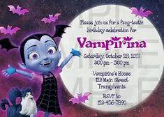 Resultado de imagen para decoracion de la Vampirina