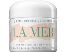 The mother of all face creams is the Soft Cream from Creme de la Mer -  Splurge Worthy Lotions & Potions To Save Your Body From Winter — The Days of the Chic http://www.thedaysofthechic.com/blog/2014/12/7/12-indulgent-lotions-potions-to-save-your-body-from-winter