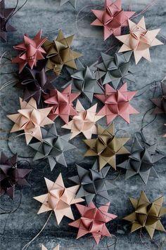 Réussir un décor de Noël scandinave - Catalogue Broste Copenhagen
