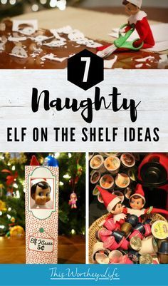 These #elfontheshelf