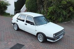 [Sale] 1989 VW Golf Mk2 GTi 16V Exec Turbo
