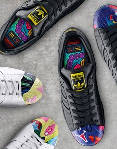 Check Pharrell Williams x adidas – it's the freshest new collab  you definitely want RN.