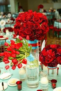 30 best teal and red images wedding colors red wedding flowers rh pinterest com