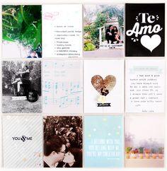 Lots of valentine love via inspire lovely etsy. Blue love xoxo :)