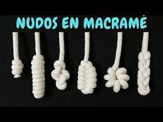 Macrame Wall Hanging Diy, Macrame Curtain, Macrame Plant Hangers, Macrame Art, Macrame Projects, Art Projects, Rope Crafts, Micro Macramé, Macrame Design
