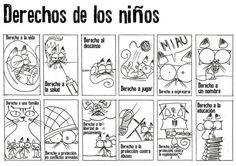 86 Mejores Imagenes De Derechos De Los Ninos Teachers Day Kids Y