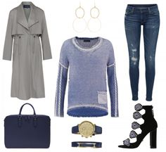 #outfit Blue  ♥ #outfit #outfit #outfitdestages #dresslove