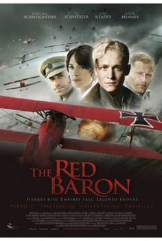 The Red Baron 2008 Online Full Movie.Richthofen goes off to war like thousands of other men. As fighter pilots, they become cult heroes for the soldiers on the battlefields. Marked by sportsmanlike…