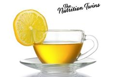 Skinny Tea Lemonade | Takes the edge off hunger | Helps Fight Cravings | Only 15 Calories | For MORE RECIPES please SIGN UP for our FREE NEWSLETTER NutritionTwins.com